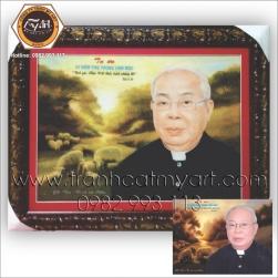 -Tranh Cát Chân Dung - CDT-3191